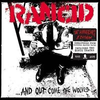 Rancid - ...And Out Come The Wolves (20th Anniversary Re-Issue) [CD]
