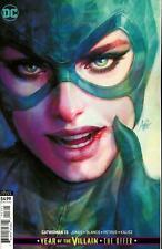 Catwoman #13 B Stanley Artgerm Lau Variant VF+/NM+