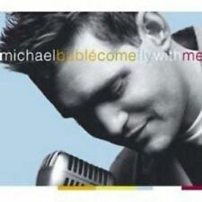 Come Fly With Me Bonus DVD 2005 Michael Buble CD