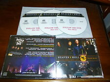 Heaven And Hell / Follow The Evil ORG Dio 3CD *W