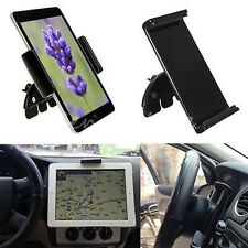 10'' Adjustable Car CD Slot Mobile Mount Holder Stand For Tablet GPS iPad air 2