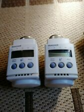 2 radiators controllers Honeywell HR40 for parts (one sold)