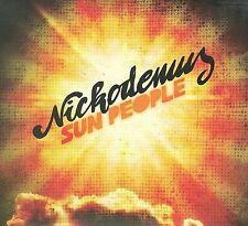 1 CENT CD Sun People - Nickodemus
