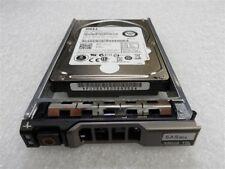 """Dell 300 GB SAS 10k 6 Gbps 2.5"""" unidad de disco duro PN 740Y7 para servidores Dell PowerEdge"""