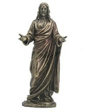 "9"" Jesus with Open Arms Statue Christ Figure Catholic Religious Decor Catholic"
