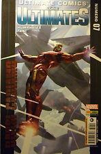 """ULTIMATE COMICS AVENGERS n.19 """" THE ULTIMATES n. 7 """" ed. Panini -Divisi cadiamo-"""