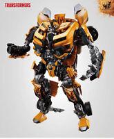 new,Deformation toys5 alloy combat blade bumblebee robot model children/'s toy