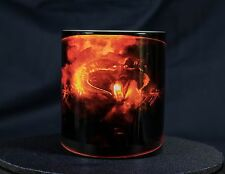 Lord of The Rings Gandalf and The Balrog Fan Art Magic Colour Change Mug