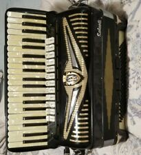 Accordion Solanti /4/5/.Hand  Made Reeds God Condition