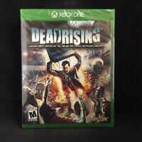 Dead Rising (Microsoft Xbox One, 2016) BRAND NEW / Region Free