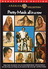 PRETTY MAIDS ALL IN A ROW NEW DVD