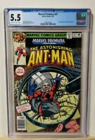 Marvel Premiere # 47 CGC 5.5 First Appearance Scott Lang as Ant-Man Marvel