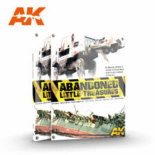 Abandoned models and dioramas -  English Models Magazine from AK Interactive