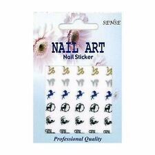 30 ZODIAC Sign CAPRICORN Nail Art DECAL Stickers