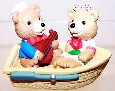 1996 New Hallmark Valentine Merry Miniature Sweetheart Cruise Never Used Qsm8004