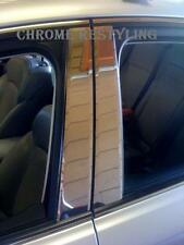 CHROME PILLAR POSTS FITS HYUNDAI SANTA FE 2001-2006