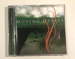 MOVING HEARTS Platinum Collection Rhino Compilation Christy Moore Donal Lunny