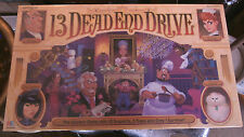 13 Dead End Drive 3-D Board Game Milton Bradley 1993 NEW Factory Sealed Complete