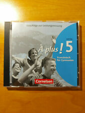 CD - A plus! 5 Cycle long - Vorschläge zur Leistungsmessung - CD