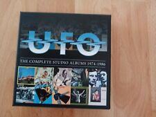 Complete Studio Albums (1974-1986) von Ufo (2014) 10CD Box Set Collection