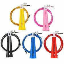 Steel Wire Skipping Adjustable Jump Rope Crossfit Fitness Equipment 3 Meters
