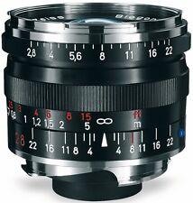 Zeiss F. Leica M Biogon T * 28 mm 1:2,8 ZM Noir