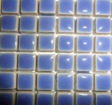 81 Mini céramique vernie tuiles de Mosaïque 10mm - FOXGLOVE