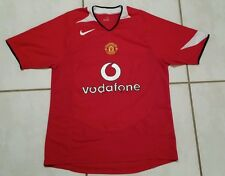 Vintage NIKE Manchester United Jersey Men's Small
