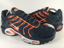 Nike Blue Nike Air Max Plus Athletic Shoes for Men for sale