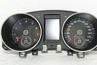 Speedometer Instrument Cluster 2012 2013 Golf/GTI Dash Panel Gauges 36,569 KPH