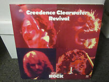 CREEDENCE CLEARWATER REVIVAL - CLASSIC ROCK 2 X LP TIME LIFE EX