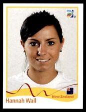 Panini Women's World Cup 2011 - Hannah Wall New Zealand No. 130