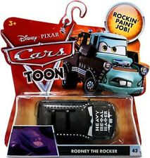 Disney Cars Cars Toon Main Series Rodney The Rocker Diecast Car #43