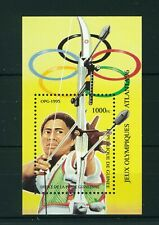 Guinea Republic 1995 Olympic Games mini sheet. Mint. Sg MS1628.