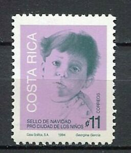 35410) Costa Rica 1994 MNH Christmas 1v Scott #RA113