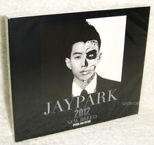 Jay Park Vol. 1 New Breed Taiwan Ltd CD+DVD (2PM Jae Beom)