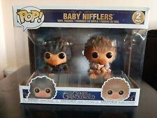 Funko Pop Niffler 2 Pack Fantastic Beasts Harry Potter HP Crimes of Grindelwald
