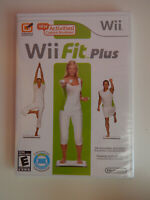 Wii Fit Plus Game New & Sealed! Nintendo Wii