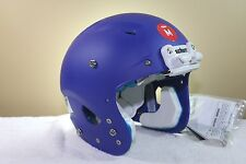Schutt Youth Football Helmet Vengeance Matte Royal Blue New 2017 Medium 201