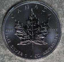 2011 Canada $5 Maple 1 Oz. .999 Silver Coins!!