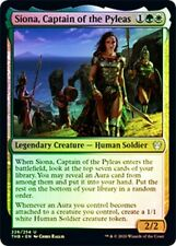 ***4x FOIL Siona, Captain of the Pyleas*** MTG Theros Beyond Death THB MINT Kid