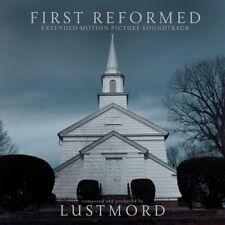 LUSTMORD - FIRST REFORMED  2 VINYL LP NEW