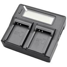Quick LCD Battery Charger for Olympus BLN1 BCN-1 OMD E-M5 EM5 II EM1 E-M1 PEN-F