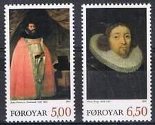 Faeroer/Faroer postfris 2003 MNH 471-472 - Theologen