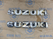 Suzuki GS300 GS450 GS550 GS650 GS850 GS1000 GS1100 GSX750 TRS Tank Emblem USED