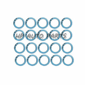 Marine Lower Drain Screw Gasket 12-19183-3 12-19183Q02 for Mercury Marine 20 pcs