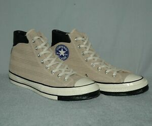 Converse Chuck Taylor All-Star Shoes Size 9.5 70s Gray Hi Clot LA Pack