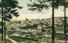 Ansichtskarte St. Georgen an der Bad. Schwarzwaldbahn 1906 Bahnhof  (Nr.774)