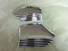 HONDA GOLDWING GL1500 1988 THRU 2000 CHROME MIRROR ACCENTS LEFT/RIGHT  2-279