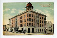 Brown-Proctoria Hotel WINCHESTER KY Rare Antique PC ca. 1910s
